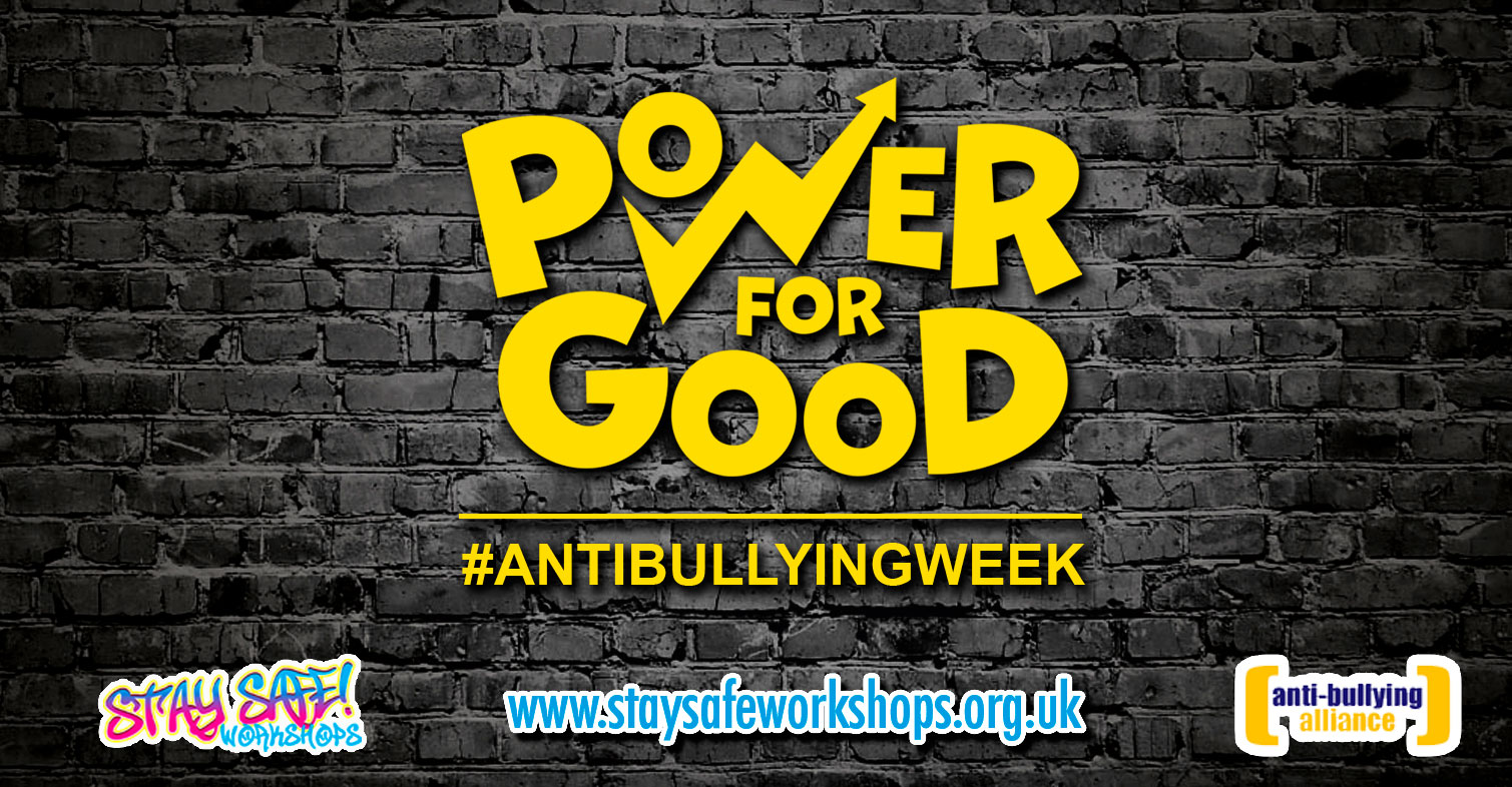 Image result for anti bullying week uk 2016